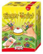 Cover-Bild zu Finger Twist von Shafir, Haim