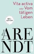 Cover-Bild zu Arendt, Hannah: Vita activa oder Vom tätigen Leben (eBook)