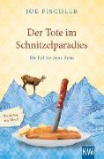 Cover-Bild zu Der Tote im Schnitzelparadies (eBook) von Fischler, Joe