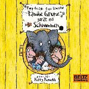 Cover-Bild zu Familie Grunz gerät ins Schwimmen (Audio Download) von Ardagh, Philip
