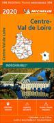 Cover-Bild zu Centre - Val de Loire 2020. 1:200'000