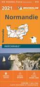 Cover-Bild zu Normandie 2021. 1:200'000