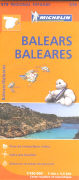 Cover-Bild zu Balears / Baleares. 1:140'000