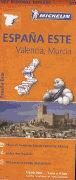 Cover-Bild zu España este / Valencia, Murcia. 1:400'000