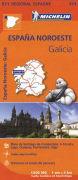 Cover-Bild zu España Noroeste. Galicia. 1:400'000