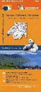Cover-Bild zu Schweiz Süd-West. 1:200'000