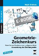 Cover-Bild zu Geometrie-Zeichenkurs (eBook) von Birkholz, Ralph