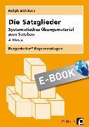 Cover-Bild zu Die Satzglieder (eBook) von Birkholz, Ralph