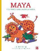 Cover-Bild zu Maya y el truco para hacer la tarea (eBook) von Pestum, Jo