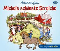 Cover-Bild zu Michels schönste Streiche (3 CD) von Lindgren, Astrid