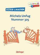 Cover-Bild zu Michels Unfug Nummer 325 von Lindgren, Astrid