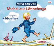 Cover-Bild zu Michel aus Lönneberga. Die große Hörbuchbox von Lindgren, Astrid