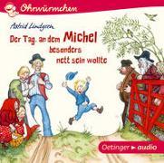 Cover-Bild zu Der Tag, an dem Michel besonders nett sein wollte (CD) von Lindgren, Astrid