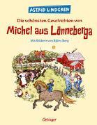 Cover-Bild zu Die schönsten Geschichten von Michel aus Lönneberga von Lindgren, Astrid