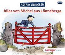 Cover-Bild zu Alles von Michel aus Lönneberga von Lindgren, Astrid