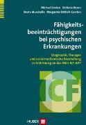 Cover-Bild zu Fähigkeitsbeeinträchtigungen bei psychischen Erkrankungen von Linden, Prof. Dr. Michael
