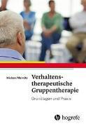 Cover-Bild zu Verhaltenstherapeutische Gruppentherapie von Marwitz, Michael