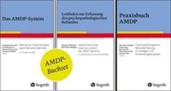 Cover-Bild zu AMDP-Buchset von Arbeitsgemeinschaft für Methodik und Dokumentation in der Psychiatrie (AMDP) (Hrsg.)