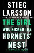 Cover-Bild zu The Girl Who Kicked the Hornets' Nest von Larsson, Stieg