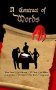 Cover-Bild zu A Contract of Words (eBook) von Ames, Jm