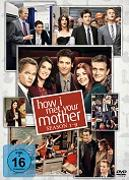 Cover-Bild zu How I met your mother Season 1-9 (Repackaging) von Carter Bays (Reg.)