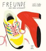 Cover-Bild zu Freunde