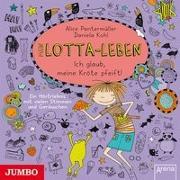 Cover-Bild zu Mein Lotta-Leben 05. Ich glaub, meine Kröte pfeift! von Pantermüller, Alice