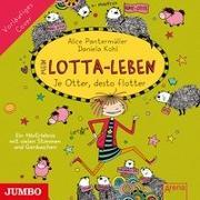 Cover-Bild zu Mein Lotta-Leben. Je Otter, desto flotter von Pantermüller, Alice