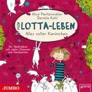 Cover-Bild zu Mein Lotta-Leben 01. Alles voller Kaninchen von Pantermüller, Alice