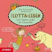 Cover-Bild zu Mein Lotta-Leben 07. Und täglich grüßt der Camembär von Pantermüller, Alice