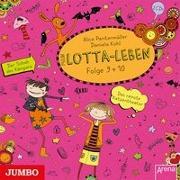 Cover-Bild zu Mein Lotta-Leben. 09. Das reinste Katzentheater / 10. Der Schuh des Känguru von Pantermüller, Alice