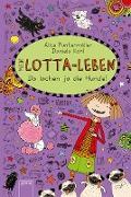 Cover-Bild zu Mein Lotta-Leben (14). Da lachen ja die Hunde (eBook) von Pantermüller, Alice