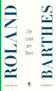 Cover-Bild zu Barthes, Roland: Die Lust am Text