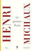 Cover-Bild zu Michaux, Henri: Ein gewisser Plume