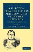 Cover-Bild zu Bonaparte, Napoleon: A Selection from the Letters and Despatches of the First Napoleon - Volume 2