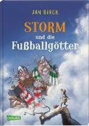 Cover-Bild zu Storm und die Fußballgötter von Birck, Jan