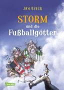 Cover-Bild zu Storm und die Fußballgötter (eBook) von Birck, Jan