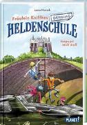 Cover-Bild zu Fräulein Kniffkes geheime Heldenschule 2: Verpupst noch mal! von Havek, Lena
