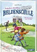 Cover-Bild zu Fräulein Kniffkes geheime Heldenschule 1: Stinkesocken auf 12 Uhr von Havek, Lena