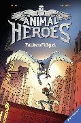 Cover-Bild zu Animal Heroes, Band 1: Falkenflügel (eBook) von Thilo