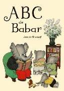 Cover-Bild zu ABC de Babar von De Brunhoff, Jean