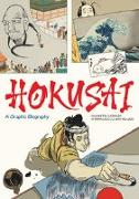 Cover-Bild zu Lantazi, Giuseppe: Hokusai: A Graphic Biography
