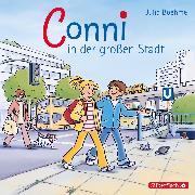Cover-Bild zu Conni in der grossen Stadt von Herwald, Hans-Joachim
