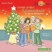 Cover-Bild zu Connis großer Adventskalender von Sander, Karoline