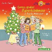 Cover-Bild zu Connis großer Adventskalender (Meine Freundin Conni - ab 6) (Audio Download) von Sander, Karoline