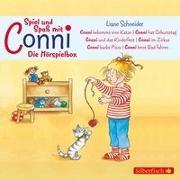 Cover-Bild zu Spiel und Spaß mit Conni von Schneider, Liane