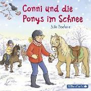 Cover-Bild zu Conni und die Ponys im Schnee von Boehme, Julia