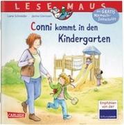 Cover-Bild zu LESEMAUS 9: Conni kommt in den Kindergarten (Neuausgabe) von Schneider, Liane