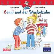 Cover-Bild zu Conni und der Wackelzahn von Schneider, Liane