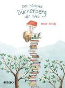 Cover-Bild zu Der höchste Bücherberg der Welt von Bonilla, Rocio